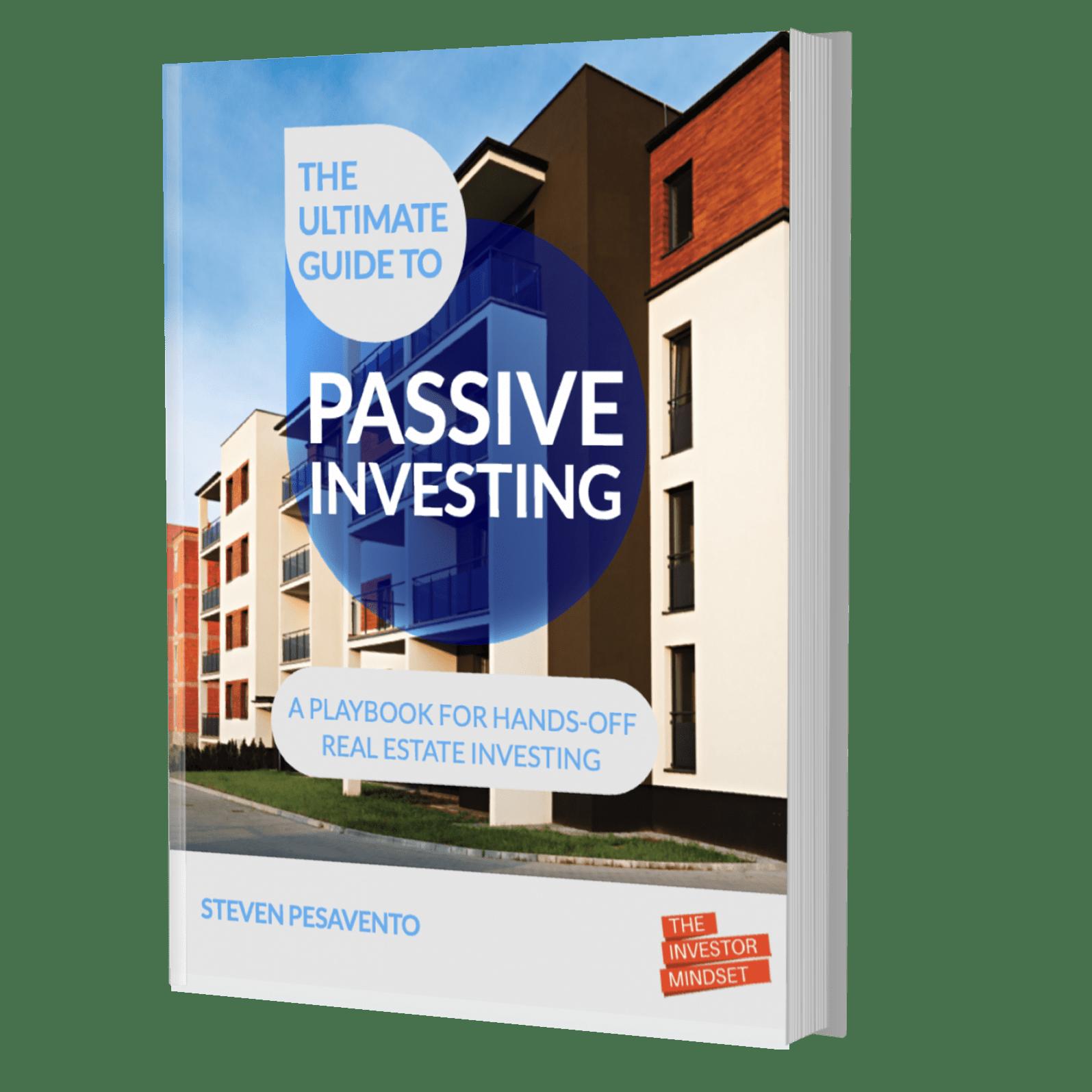 Ultimate Passive Investors Playbook